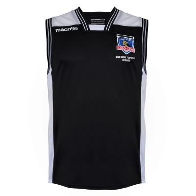 Camiseta Colo-Colo Basketball Negra