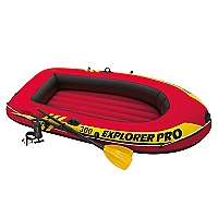 Bote Explorer Pro 300 Set