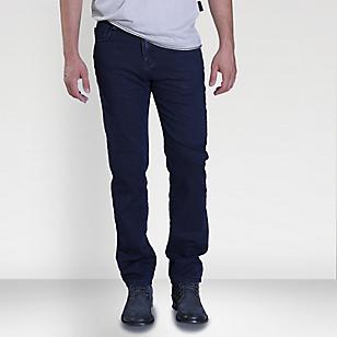 Jeans Hombre Básico Slim