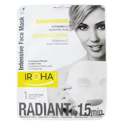 Máscara de Rostro Antioxidante