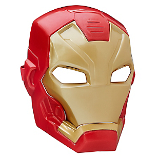 AVN CAP Iron Man Movie FX Mask