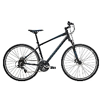 Bicicleta Oxford 28 Citicross Negro