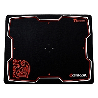 Mouse Pad EMP0001CLS  Negro