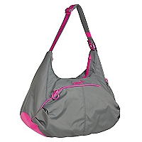 Bolso Sport Bag Stretch Gris