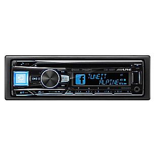 Radio para Autos CDE-164BT