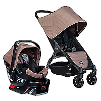 Coche Travel System B Agile 4 Caf�