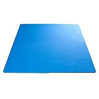 Goma Eva 60 x 60 Azul
