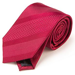Corbata Seda Texturado 7,5 cm
