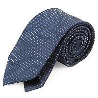 Corbata Seda Fantasía Cuadros 7,5 cm