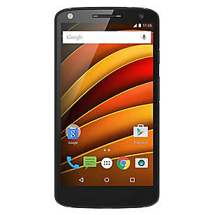 Smartphone Moto x Force Negro Liberado