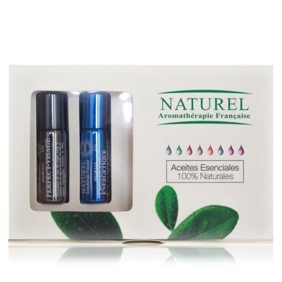 Pack Perfect - Roller Perfect Visage y Protection Energuetique