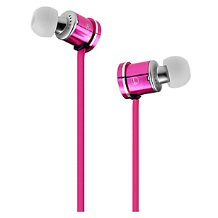 Audífonos In-Ear vPulse Rosado