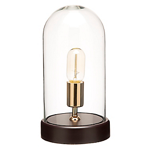 Lámpara de Mesa con Cúpula