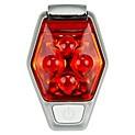 Linterna Hyper-Brite 4 LED Roja