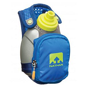 Porta Botella para Mano Quickshot Plus Azulino