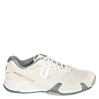 Zapatilla Tenis Hombre  Rushpro2.0 Clay Court Wh-Icegray
