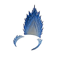Aura de Energia Version Azul