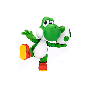 Yoshi S Mario Bandai S.H. Figuart