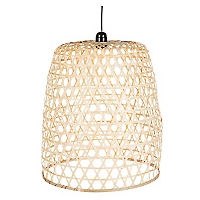 L�mpara Rattan Natural Core