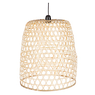Lámpara Rattan Natural Core