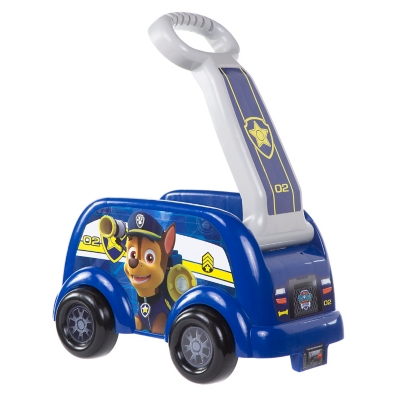 Correpasillos Police Wagon 8983
