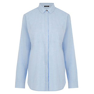 Blusa Relaxed Curved