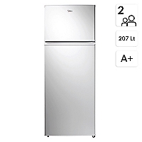 Refrigerador Frío Directo MRFS-2100B273FN 207 lt