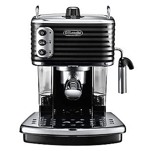Cafetera Espresso Scultura Black