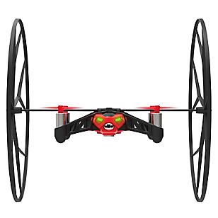 Mini Drone Rolling Spider Rojo