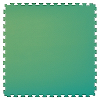 Alfombra Goma Eva 1x1 metros Verde