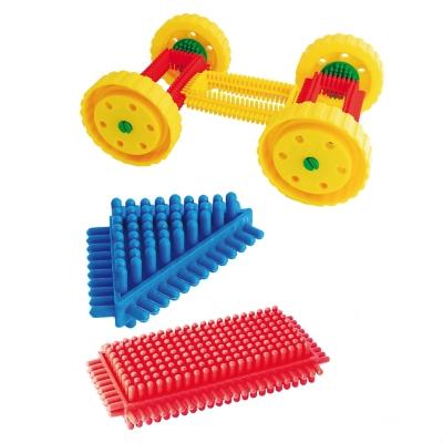 Conectable Recto Plástico 48 unidades