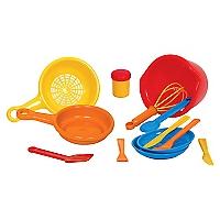 Set Cocina Plástico 14 piezas