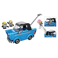 Vehículo de Travesuras de Minions