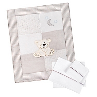 Set Pack Play U Beige Osi Bby06