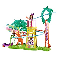 Polly Pocket Safari Aventura