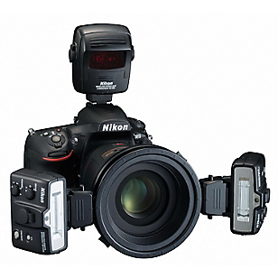 Flash Inalámbrico R1-C1 KIT Negro