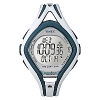 Reloj Sleek Premium 150-Lap Mid Blanco
