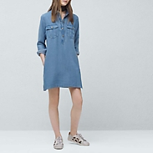 Vestido Denim Soft