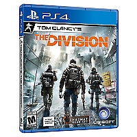 The Division Tom Clansy´s PS4