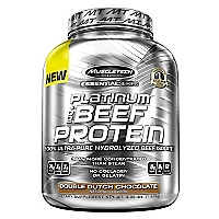 Platinium 100 Beef Protein 4 Lbs
