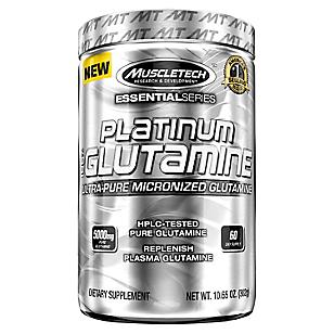 Platinium Essential Glutamina 302 G