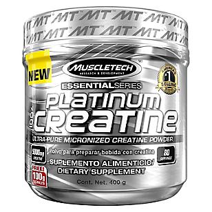 Platinium Essential Creatina 400 Gr