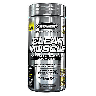 Clear Muscle 84 Capsulas (Hmb)