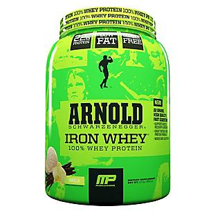 Arnold Iron Whey 5 Lbs
