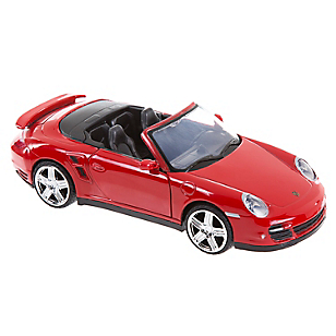 Auto Escala 1:24 Premium 1 Rojo