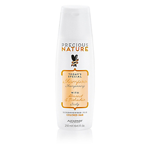 Shampoo Precious Nature Pure Color Protection