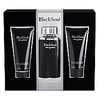 Black Soul Ted Lapidus Set EDT 100 ml