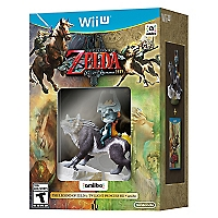Zelda Twighlight Princess Wii U