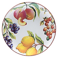 Plato de Ensalada Frutas