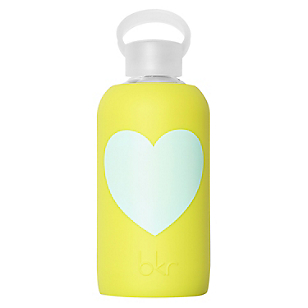 Gigi Heart Botella Funda Silicona Color